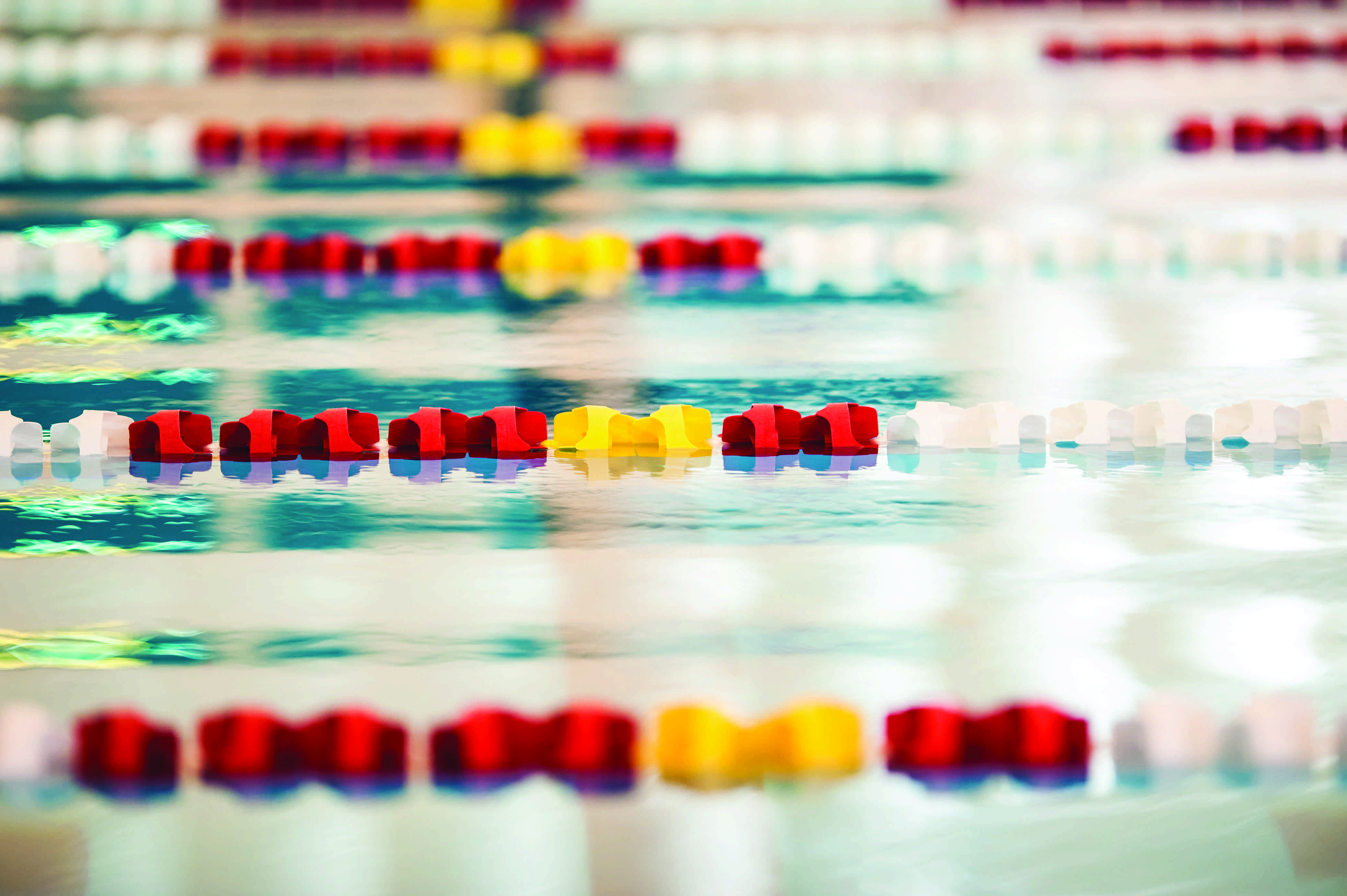 swimming pool lane lines background. Anti Wave MAXI Lane Swimming Pool Lines Background P