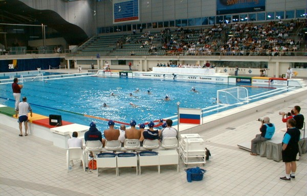 AWE303 Complete Water Polo Competition Setup