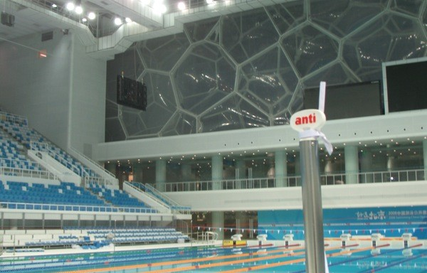 Pool Deck and Lane Fittings